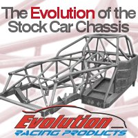 Evolution Late Model Stock Car Chassis